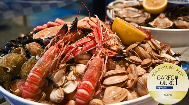 Deliciosa Mariscada para 2 Pessoas no Restaurante Tertúlia do Paço, Guarfo de Ouro 2014!