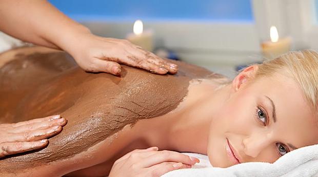 Momento Relax! Esfoliação Corporal com Massagem e Envolvimento de Chocolate em Braga!