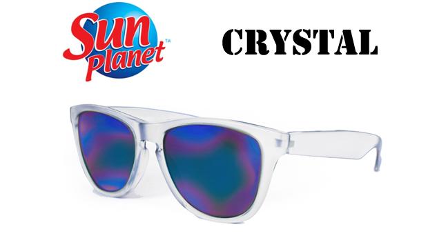 Óculos de Sol Unisexo Sun Planet Crystal!