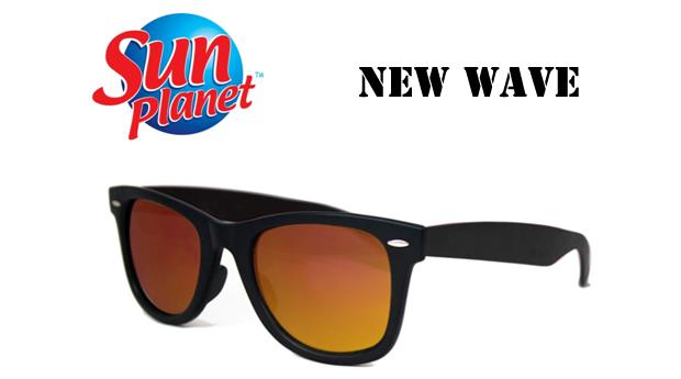 Óculos de Sol Sun Planet New Wave!