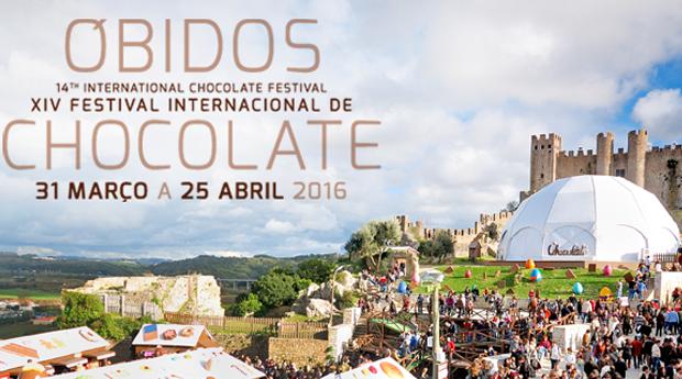 Óbidos, Festival Internacional de Chocolate -  1 Noite no Hotel Comendador 3* para Toda a Família!