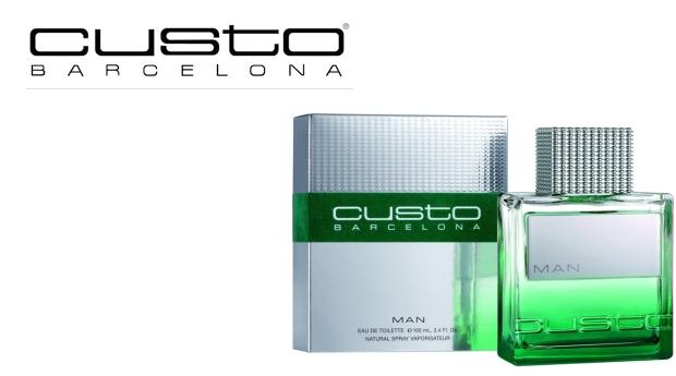 Perfume de Homem Custo Barcelona Eau de Toilette- 50 ML!