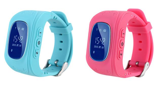 Smartwatch para Criança com GPS e Botão SOS!