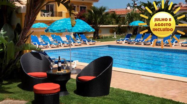 Lagos, Apartamentos Turísticos Giramar -  2, 3, 5 ou 7 Noites até 5 Pessoas em Apartamento T2!