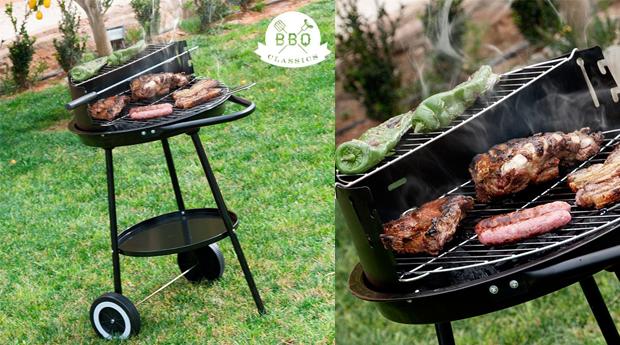 Barbecue a Carvão BBQ Classics!