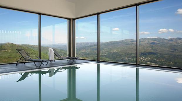 Gerês, Paisagem Edílica em Hotel & Spa 4* -  1, 2 ou 3 Noites com Spa na Casa do Mezio Aromatic & Nature Hotel 4*!