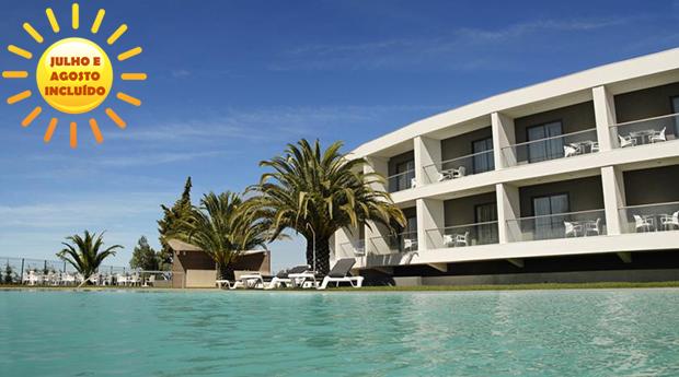 Sesimbra em Hotel 4* -  1, 2 ou 3 Noites no Hotel dos Zimbros 4*, Julho e Agosto Inluídos!