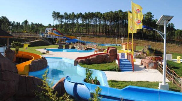 Natur water park entradas no parque aqu tico em vila real for Horario piscina vila real