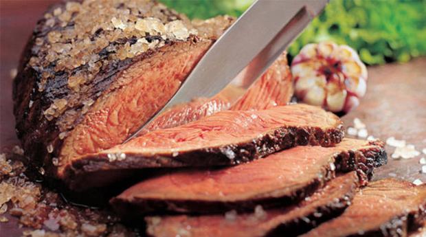 Rodízio de Carnes à Descrição no Restaurante Garphus!