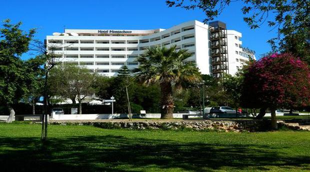 hotel algarve incluido: