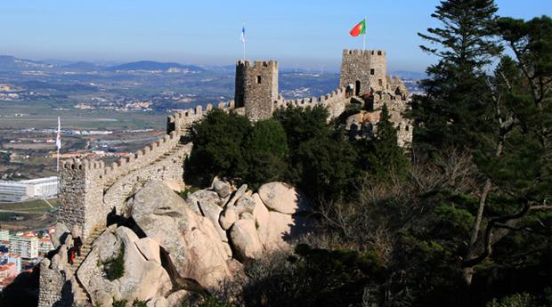 Descobre a Serra de Sintra! Percurso Pedestre para 2 ou 4 Pessoas!