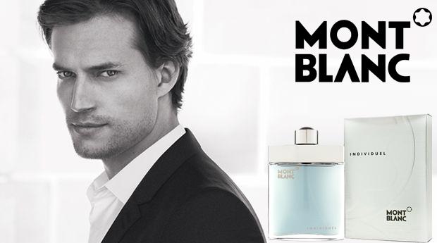 Perfume Masculino Montblanc Individuel 75ML!