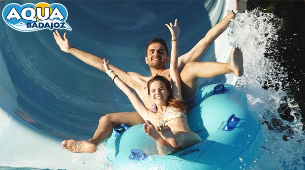 Verão Cheio de Aventura! Entradas Parque Aquático AquaBadajoz!