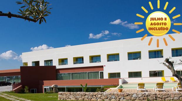 Férias no Alentejo -  1 a 7 Noites com Meia Pensão, Spa e Massagem no Monte Filipe Hotel & Spa 4*!