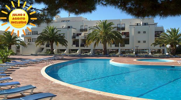 Albufeira em Meia Pensão -  2, 3, 4, 5 e 7 Noites no Hotel Acqua Maris Balaia 3*!