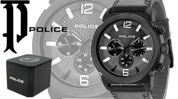 Relógio Police® Concept! (Portes Incluídos)