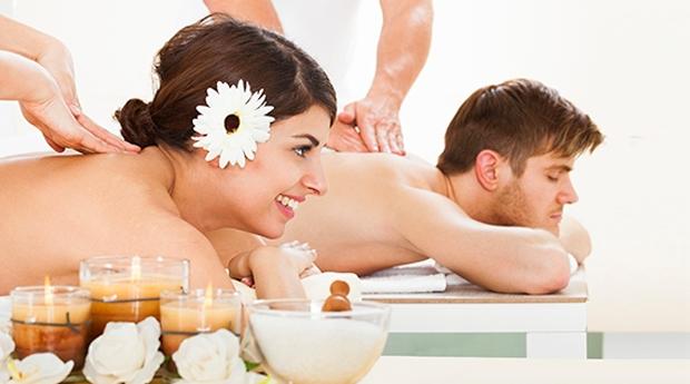 Massagem de Relaxamento à Escolha com Mini-Facial para Casal em Braga!