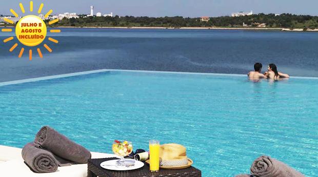 Férias em Grande! 1 a 7 Noites em Regime Meia Pensão no Água Hotels Riverside 4*!