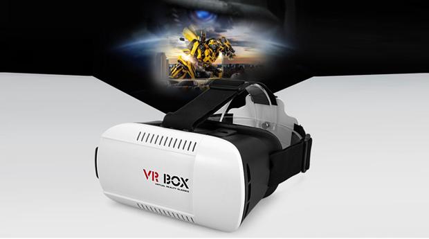 Óculos 3D Reality VR Compatíveis com SmartPhone, 4.7/6 Polegadas!