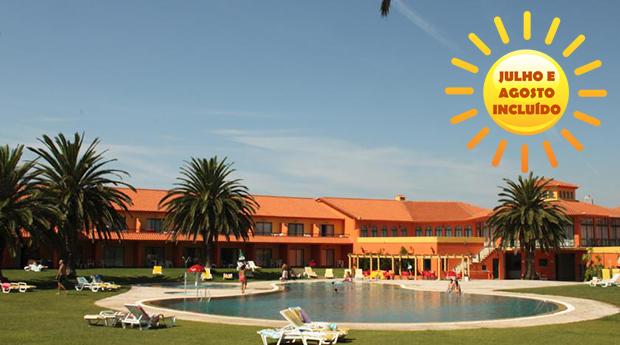 Verão em Peniche com Tudo Incluído -  2 a 7 Noites com Criança Grátis no MH Dona Rita 3*!