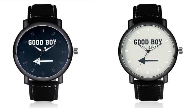 Relógio Masculino Good Boy! (Portes Incluídos)