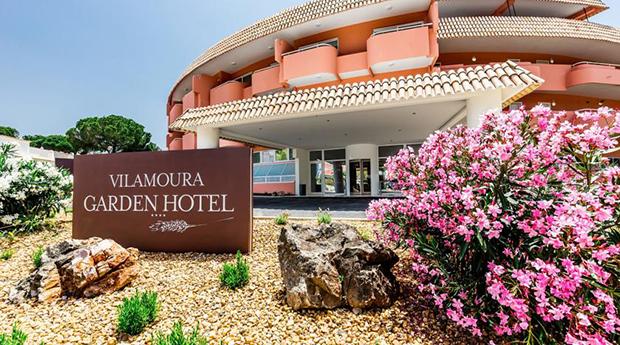 Especial Vilamoura Garden Hotel 4*! 1 a 7 Noites com Meia Pensão!