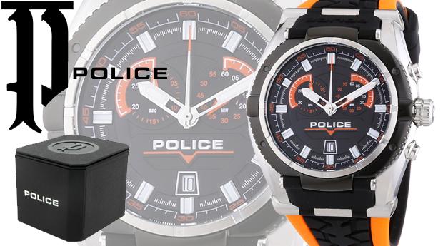 Relógio Masculino Police® Raptor! (Portes Incluídos)