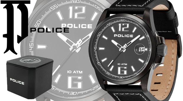 Relógio Police® Ranger! (Portes Incluídos)