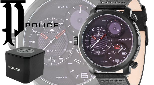 Relógio Police® Mamba! (Portes Incluídos)