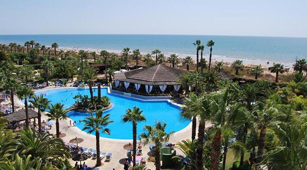 Espanha, Costa de la Luz -  5, 6 ou 7 Noites com Tudo Incluído para 2 Adultos e 1 Criança no OCean Hotel ADH 4*!