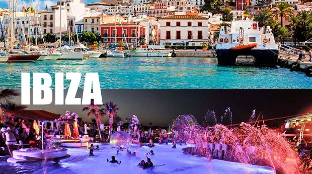 Ibiza com Tudo Incluído -  7 Noites com Voos e Criança Grátis!