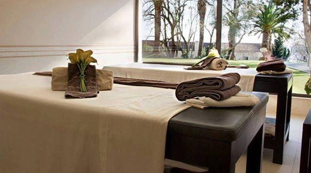 Spa Experience a Dois no  Vila Gale 5*! Hidroterapia, Circuito Spa, Massagem e Esfoliação!