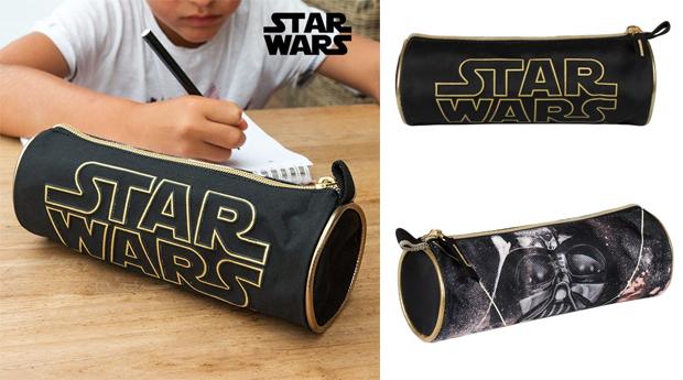 Estojo Escolar Star Wars!