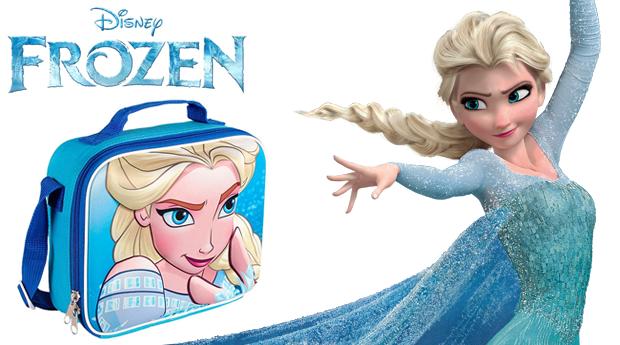 Lancheira Térmica 3D Frozen!