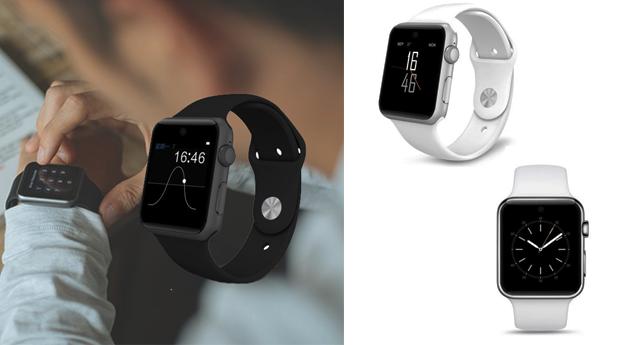 Smartwatch com Câmara, Touch Screen 1.54