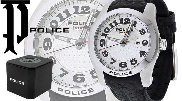 Relógio Police® Attire! (Portes Incluídos)