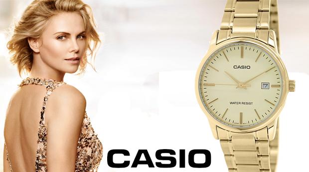 Relógio de Senhora Casio® LTP! (Portes Incluídos)