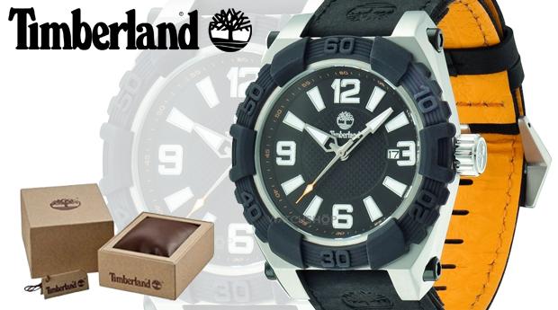 Relógio de Homem Timberland® Hookset! (Entrega 48 Horas)