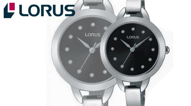Relógio de Senhora Lorus Silver! Entregas em 72 Horas!