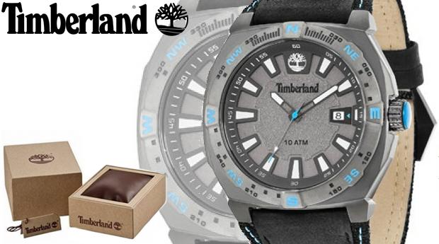 Relógio de Homem Timberland® Rindge! Entregas em 48 Horas!