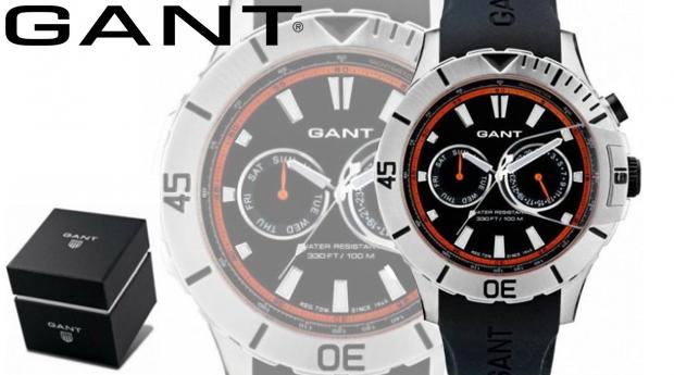 Relógio de Homem Gant® Boston Multifunction! (Entregas em 48 Horas)!
