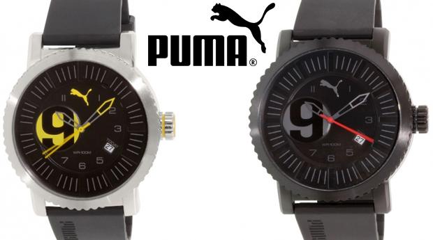 Relógio Puma® Rubber ou Yelow Rubber!  (Entregas em 48 Horas)