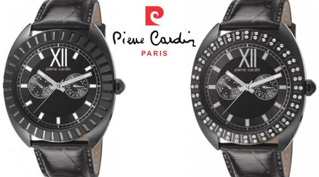 Relógio de Senhora Pierre Cardin® Levant de Seduction! Entregas em 48h!