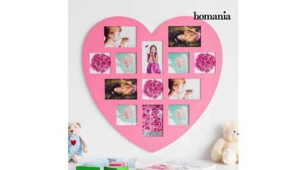Moldura Pink Heart Homania (13 fotos)! Entregas em 72 Horas