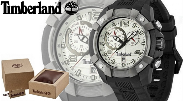 Relógio de Homem Timberland® Wheelwright! Entregas em 48 Horas!