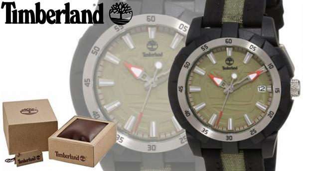 Relógio de Senhora Timberland® Whiteledge Green! Entregas em 48 Horas!