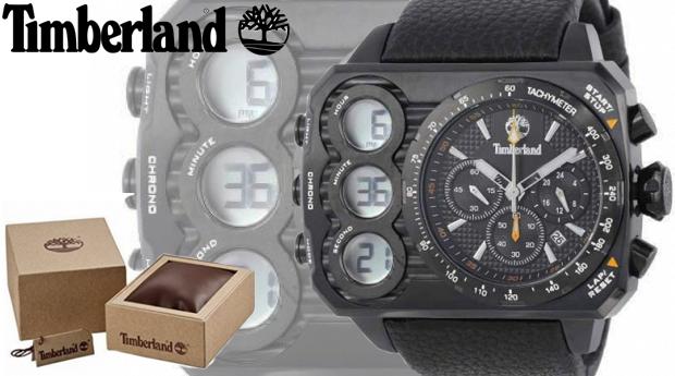 Relógio Timberland® HT3 Chronograph Digital! Entregas em 48 Horas!
