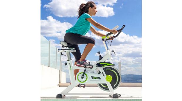 Bicicleta de Spinning Fitness 7008! Entregas em 72 Horas