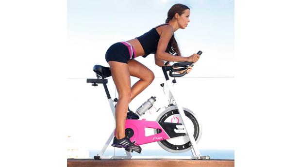 Bicicleta de Spinning Fitness 7003! Entregas em 72 Horas