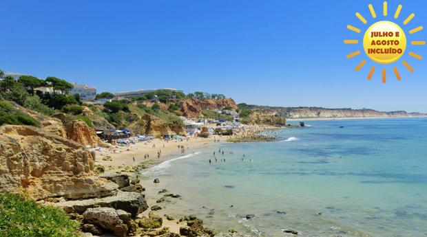 Alpinus Algarve 4* em Albufeira -  2, 3, 5 ou 7 Noites para 2 Adultos e 1 Criança com Tudo Incluído!